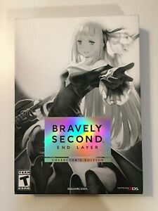 Bravely Second End Layer Collector's Edition (Nintendo 3DS, 2016) - NEW SEALED