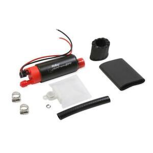 Holley Electric Fuel Pump 19-342; Sniper EFI Black Gasoline