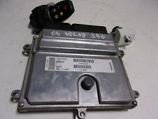 06 VOLVO S40 ENGINE COMPUTER MODULE AND IGNITION SWITCH+KEY 079700-9133 OEM AS2