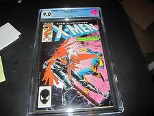 UNCANNY X-MEN #201 1ST CABLE AS BABY NATHAN CGC 9.0 KEY COMIC!!!!