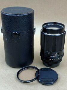 Asahi Pentax 135mm f/3.5 Takumar SMC Manual Focus Lens Pentax M42 Screw Mount