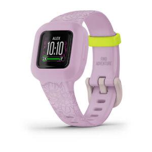 Garmin vivofit jr. 3 Fitness Tracker Watch - Pink (NEW NEVER USED)