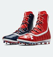 Under Armour Mens UA Highlight MC LE Football Cleat 3021191-600  Size 13 NEW