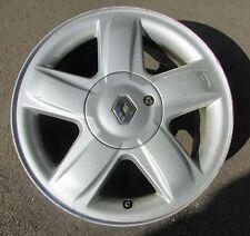 Cerchio lega 6Jx15 4x100 ET43 Renault Megane Mk2 2002-2010 usato 16975 42-1-D-1