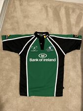 Vintage Connacht Rugby Shirt Maillot Jersey Camiseta 2006 Season Player Issue