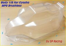 Carrozzeria Body 1/8 Buggy Off for Kyosho MP9 brushless SP RACING cod. SPBD0030