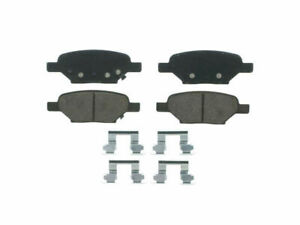 For 2004-2007 Saturn Ion Brake Pad Set Rear Wagner 36819YK 2005 2006 Red Line