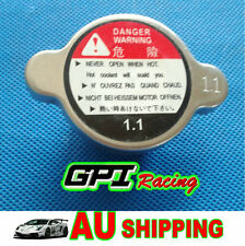 1.1 BAR RADIATOR CAP JAPAN CARS HONDA/ACURA/MAZDA/MITSUBISHI