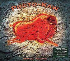 The Wait of Glory (SE w/DVD) by Proto-Kaw (CD, Jan-2006, Insideout) KANSAS