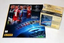 Panini CHAMPIONS LEAGUE 2010/2011 10/11 – 1 x DISPLAY BOX sealed/OVP + 1 x ALBUM
