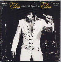 ELVIS PRESLEY That's The Way It Is Danois FTD 2-CD scellés en 17.8cm manche