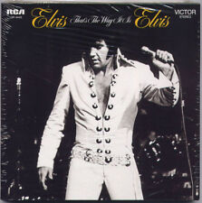 "ELVIS PRESLEY That's The Way It Is Danish FTD 2-CD in sealed 7"" sleeve"