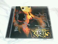 NEW HOUSE OF KRAZEES CASKET CUTZ CD PREORDER AUTOGRAPHED SEALED LIMITED! TWIZTID