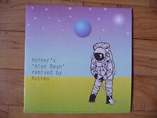 """HEFNER Alan Bean Remixed by Rothko 2001 UK 7"""" Vinyl  NEW"""