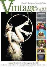 Vintagexplorer Magazine - Issue 23 -Circus Quirky Jukebox Dreamland Jimmy Slater