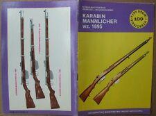 Rifle Mannlicher M1895 - TBiU No 109