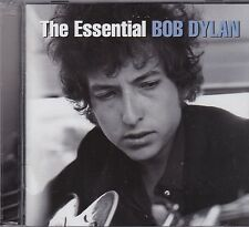 BOB DYLAN  - THE ESSENTIAL on 2 CD's - NEW -