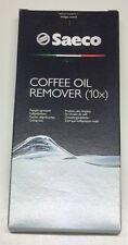 SAECO Kaffeefettlöser Reinigungstabletten 10 er Blister  Coffee Clean CA 6704/99