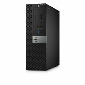 Dell Optiplex 7040 SFF Intel i5 6500 3.2Ghz 8Gb Ram 160 HDD DVD HDMI
