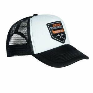 "** Brand New ""Stihl Timbersports 'KISS MY AXE' trucker cap"" **"