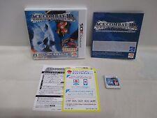 3DS -- Ace Combat 3D Cross Rumble + -- Can data save! Nintendo 3DS, JAPAN. 63250