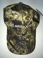 NEW Mercury Marine Fishouflage Hat, The Fisherman's Camo