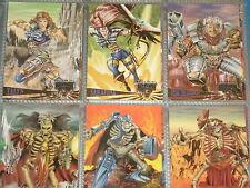 Fleer Ultra Trading Cards: SKELETON WARRIORS (1995) Complete 100 Card Base Set
