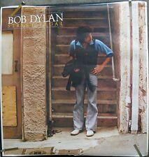 RARE BOB DYLAN STREET LEGAL 1979 VINTAGE BIG MUSIC RECORD STORE PROMO POSTER