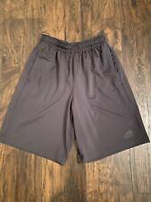 Mens Medium Adidas Shorts Grey Euc