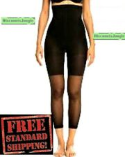 SPANX  HIGHER POWER CAPRI PANTYHOSE HIGH WAIST FOOTLESS