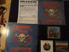 Grateful Dead,Dead Zone, 6 CD US - Box(1987),Limited(Numbered),sehr Rar,NEU!!!
