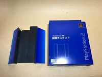 Official SONY PlayStation 2 Blue Vertical Stand SCPH-10220 PS2 Fat Boxed #121