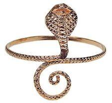 Cobra Upper Arm Cuff Bracelet / Armband in Copper  #OMI-ARB01C