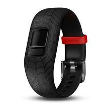 Garmin vivofit Jr. 2 Spider-Man Fitness Activity Tacker, One Size - Black
