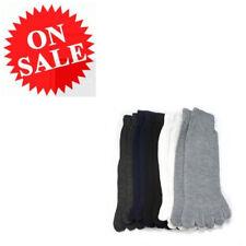 Toe Socks For Men Running Healthy Comfortable Warm Five Fingers Separate Socks
