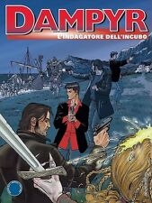 DAMPYR 209 COVER A  - DYLAN DOG- FUMETTO BONELLI - NUOVO - EDICOLA