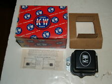 NOS KW 12V Voltage Regulator for IHC 63-65 Oldsmobile Pontiac 1962-1963