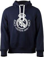 Felpa ufficiale Real Madrid Originale 2018 2019 adulto e bambino Blu Navy