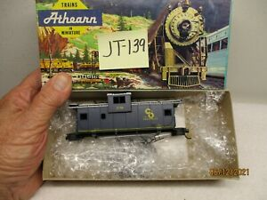 JT-139 Athearn Kit 5362 Wide Vision Caboose C&O 3178