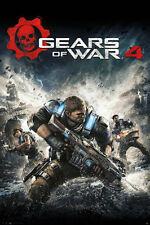 Poster Gears of War 4 Portada