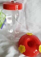 humming bird feeder, made in china, color red