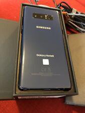 Samsung Galaxy Note8 SM-N950U - 64GB - Deep Sea Blue (Verizon) Smartphone