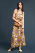 BNWT Anthropologie Medallion Maxi Dress by Akemi + Kin Size Medium