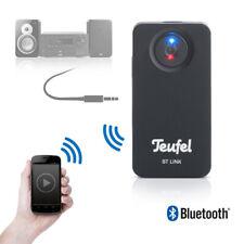 Teufel BT Link Bluetooth Adapter für Stereo- Heimkino-Anlage Lautsprecher Musik