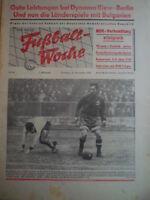 FUWO 46 - 15.11. 1955 Fomin Dynamo Berlin-Kiew 2:2 Zwickau-Karl-Marx-Stadt 5:1