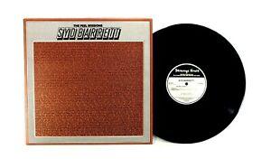 "SYD BARRETT ""The Peel Sessions"" SUPER CLEAN 1988 UK 12"" 45 RPM  Mini Album"