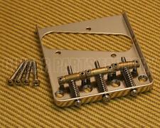 007-4944-000 Fender Classic Vibe Nickel/Brass 3-saddle Telecaster/Tele Bridge
