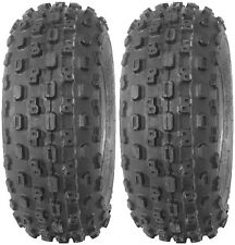 Pair 2 CST C867 22x8-10 ATV Tire Set 22x8x10 Knobby 22-8-10