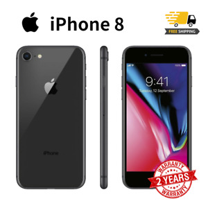 Nuovo Apple iPhone 8 - 256GB - Grigio Siderale smartphone (IOS) Garanzia 24 Mesi