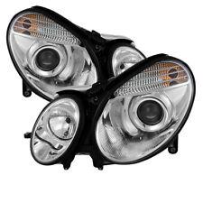 Mercedes Benz 03-06 W211 E-Class Projector Headlights (Factory HID Model Only)